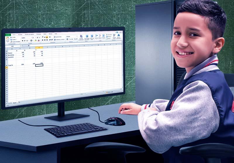 Atajos de teclado para Excel